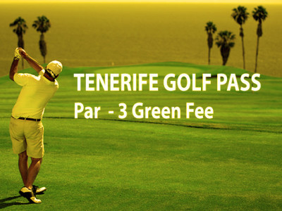 Tenerife Golf Pass Par
