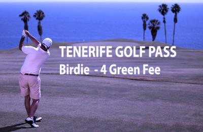 Tenerife Golf Pass Birdie
