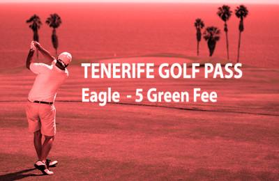 Tenerife Golf Pass Eagle