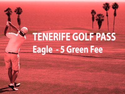 Tenerife Golf Pass Eagle