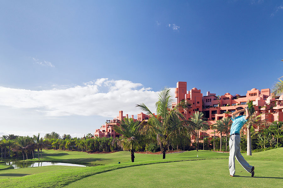 Golf Abama Tenerife 5