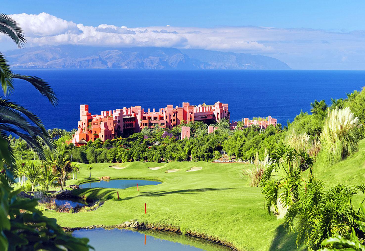 Golf Abama Tenerife 3