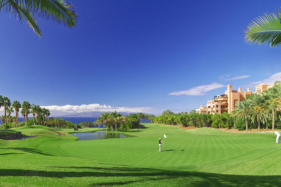 Golf Abama Tenerife 4