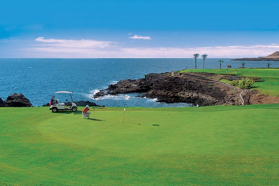 Amarilla Golf 6