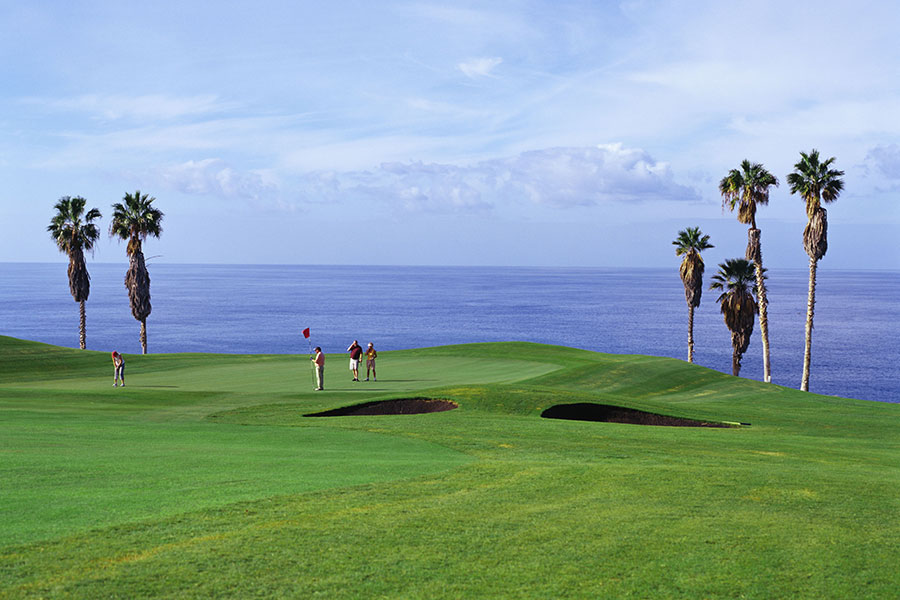 Golf Costa Adeje Tenerife 4