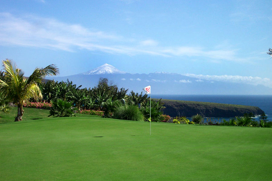 Golf Tecina La Gomera