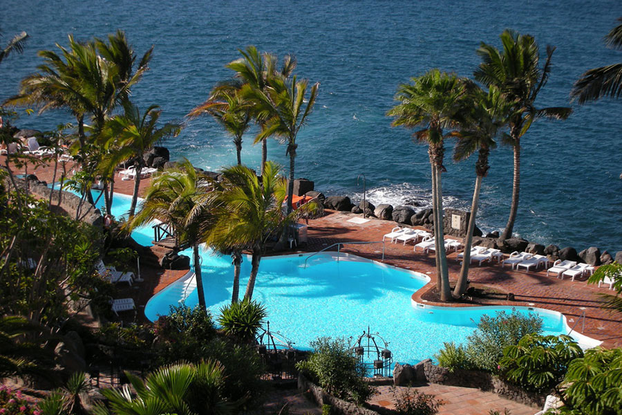 Jard n tropical tenerife golf club for Jardin tropical tenerife